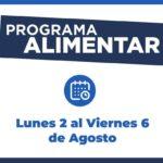 En el Municipio de Iguazú se extiende la fecha de entrega de las tarjetas del Programa