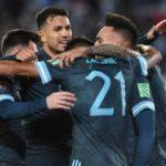 Argentina le ganó a Perú por las Eliminatorias sudamericanas